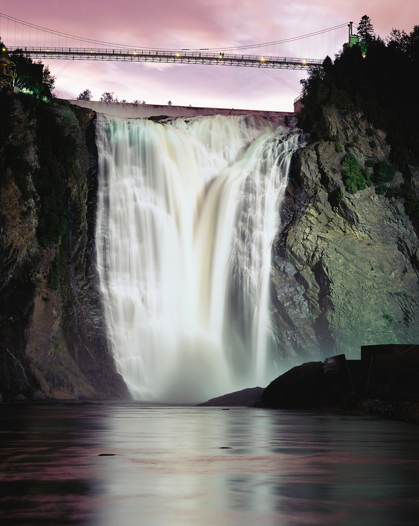 Montmorency Falls - Yves Marcoux